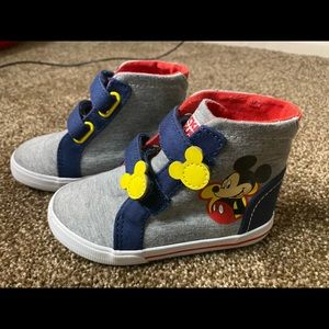 Toddler Disney High Tops